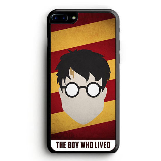 Harry Potter The Boy Who Lived iPhone 7 Plus | yukitacase.com