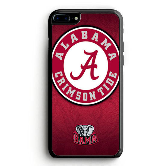 Alabama Crimson Tide iPhone 6S Plus Case | yukitacase.com