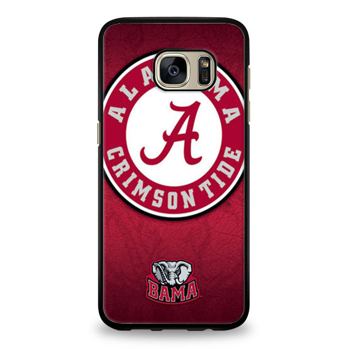 Alabama Crimson Tide Samsung Galaxy S6 Edge Plus Case | yukitacase.com