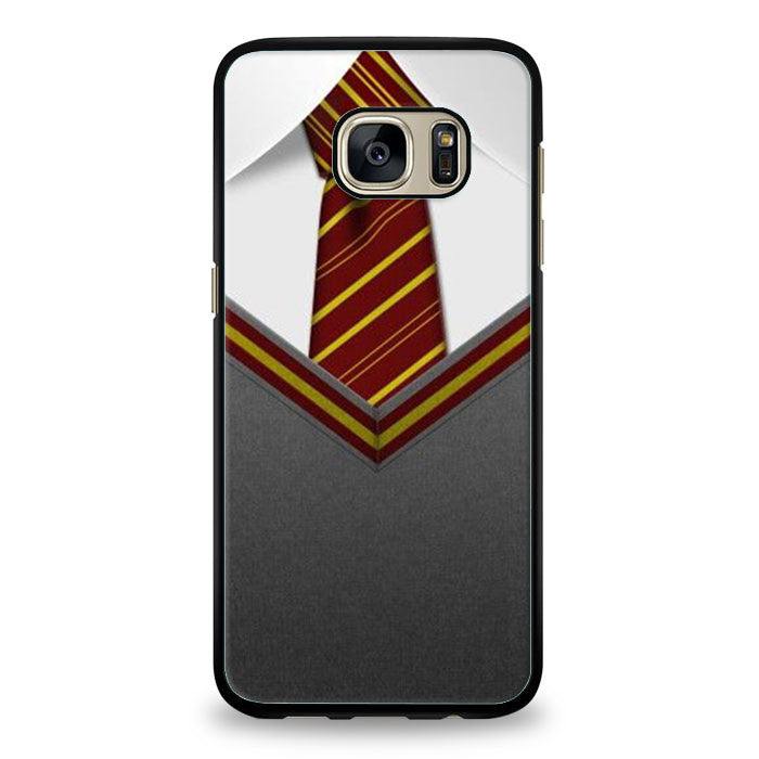 Harry Potter Uniform Gryffindor Samsung Galaxy S7 Edge | yukitacase.com