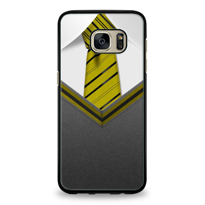 Harry Potter Uniform Hufflepuff Samsung Galaxy S6 Edge | yukitacase.com