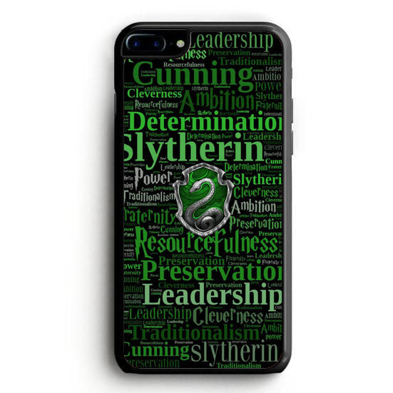 Harry Potter on Slytherin iPhone 7 Plus | yukitacase.com