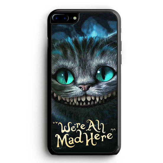 Alice in Wonderland Quote's iPhone 7 Plus Case | yukitacase.com