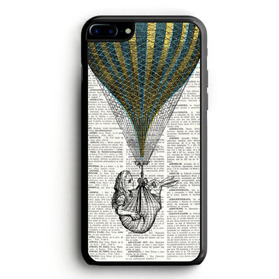Alice in wonderland were all mad here iPhone 7 Plus Case | yukitacase.com