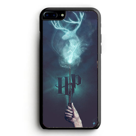 Harry's Stag Patronus (Expecto Patronum) iPhone 6 Plus | yukitacase.com