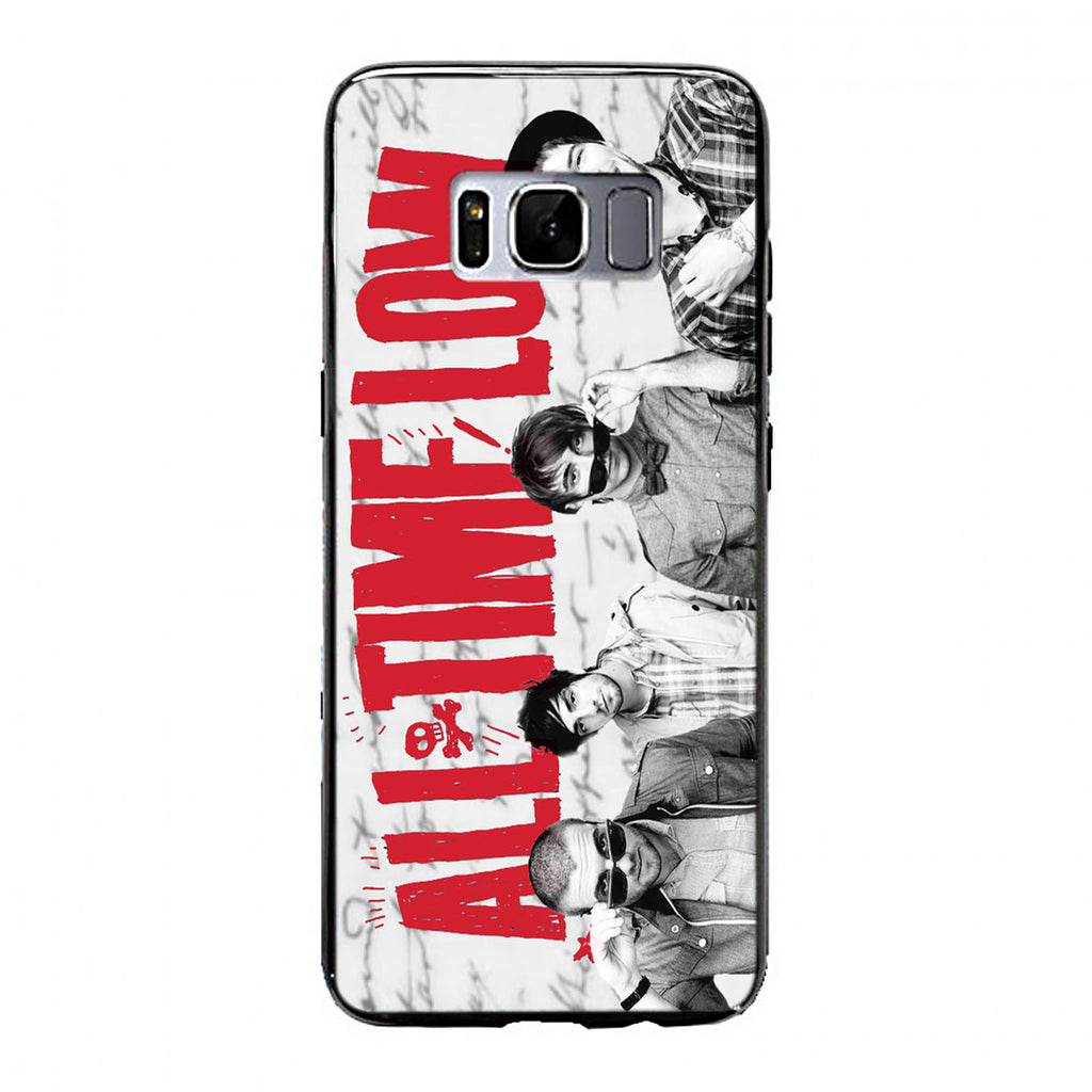 All Time Low (1) Samsung Galaxy S8 Plus Case | yukitacase.com
