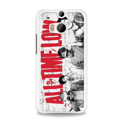 All Time Low (1) HTC One M8 Case | yukitacase.com