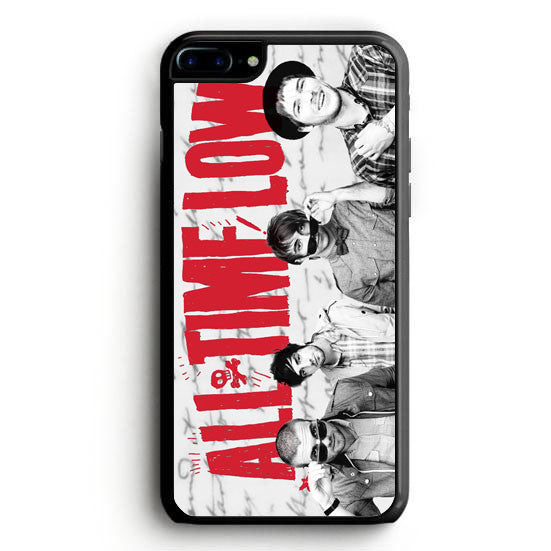 All Time Low (1) iPhone 7 Case | yukitacase.com