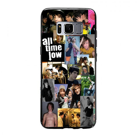 All Time Low Collage Samsung Galaxy S8 Case | yukitacase.com