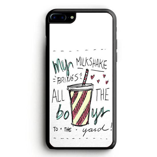 Kelis Milkshake Lyrics iPhone 7 Plus | yukitacase.com