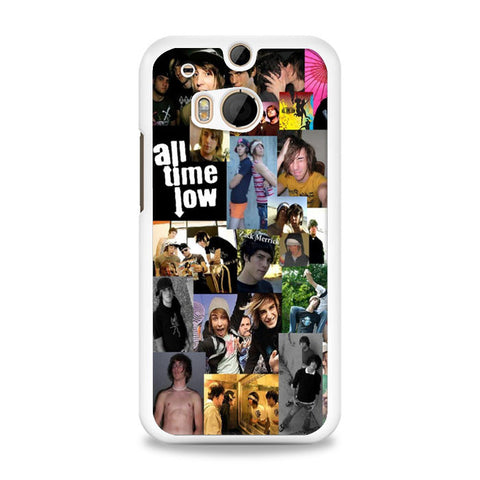 All Time Low Collage HTC One M8 Case | yukitacase.com