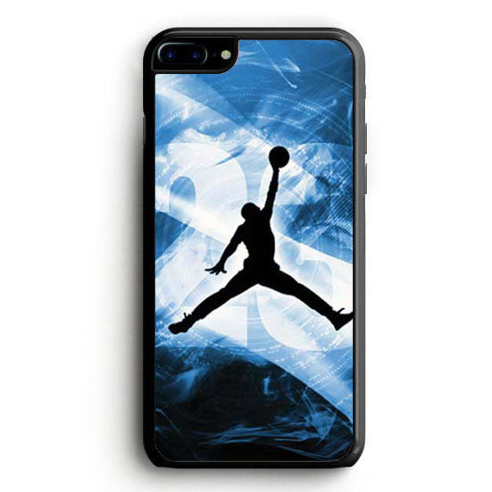 the best attitude 672b3 961ca Michael Jordan blue 23 iPhone 6S Plus Case | yukitacase.com