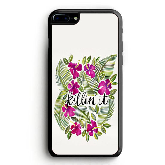 Killin' It – Tropical Pink iPhone 6 Plus | yukitacase.com