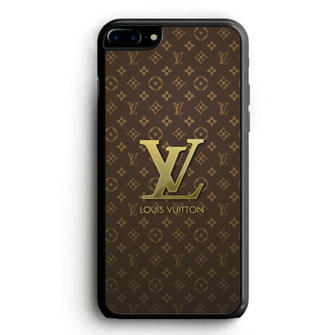 Louis Vuitton Designer Label Logos Patterns iPhone 6S Case | yukitacase.com