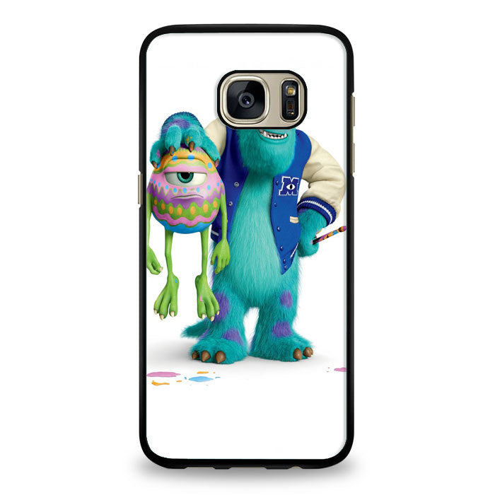 Anime Mike Wazowski Samsung Galaxy S6 Edge Plus Case | yukitacase.com