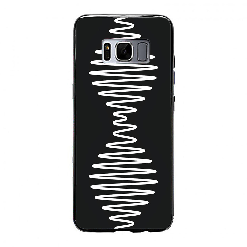 arctic monkeys logo Samsung Galaxy S8 Plus Case | yukitacase.com