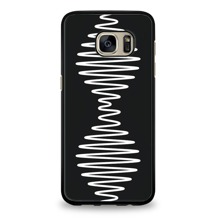 arctic monkeys logo Samsung Galaxy S7 Edge Case | yukitacase.com