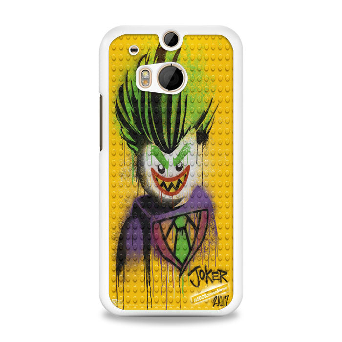 Joker The Lego Batman Movie Htc One M8 Case Yukitacase Com Yukita Case
