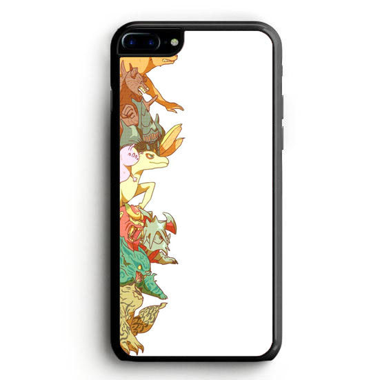 Naruto Biju Tattoo iPhone 7 Plus | yukitacase.com