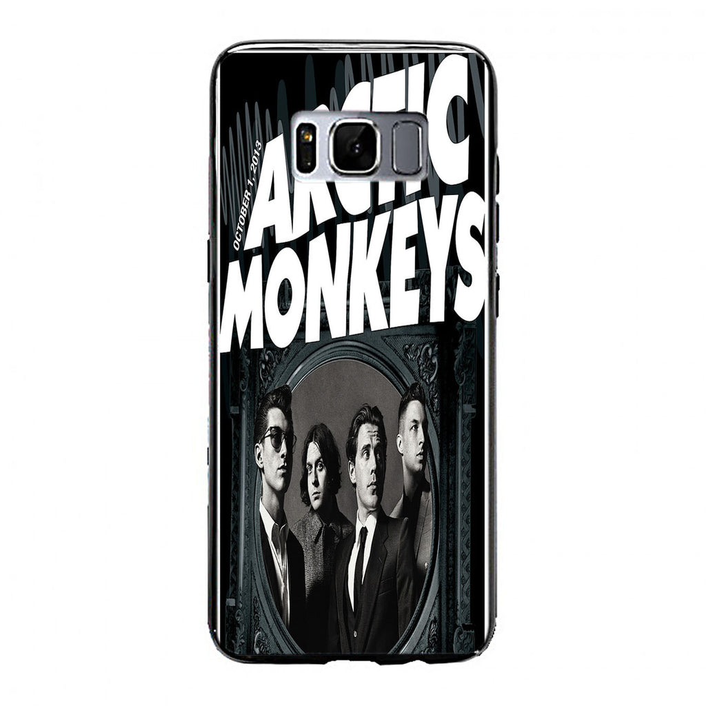 Arctic Monkeys poster Samsung Galaxy S8 Plus Case | yukitacase.com