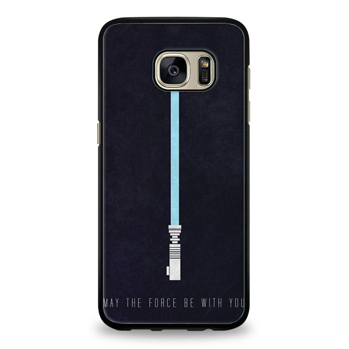 Rogue One May The Force Be With You Samsung Galaxy S7 Edge | yukitacase.com