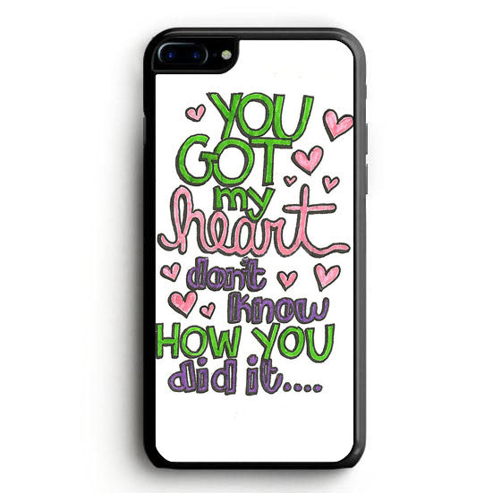 Ariana Grande collage iPhone 6S Plus Case | yukitacase.com