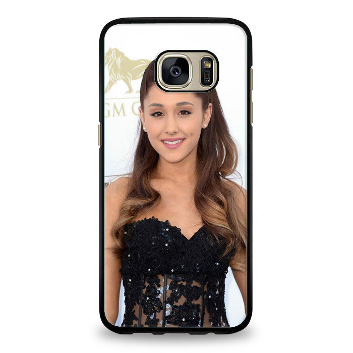 Ariana Grande Lyric Cover Samsung Galaxy S6 Edge Plus Case | yukitacase.com