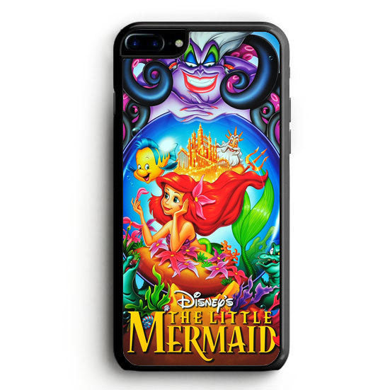 Ariel The little mermaid iPhone 7 Plus Case | yukitacase.com