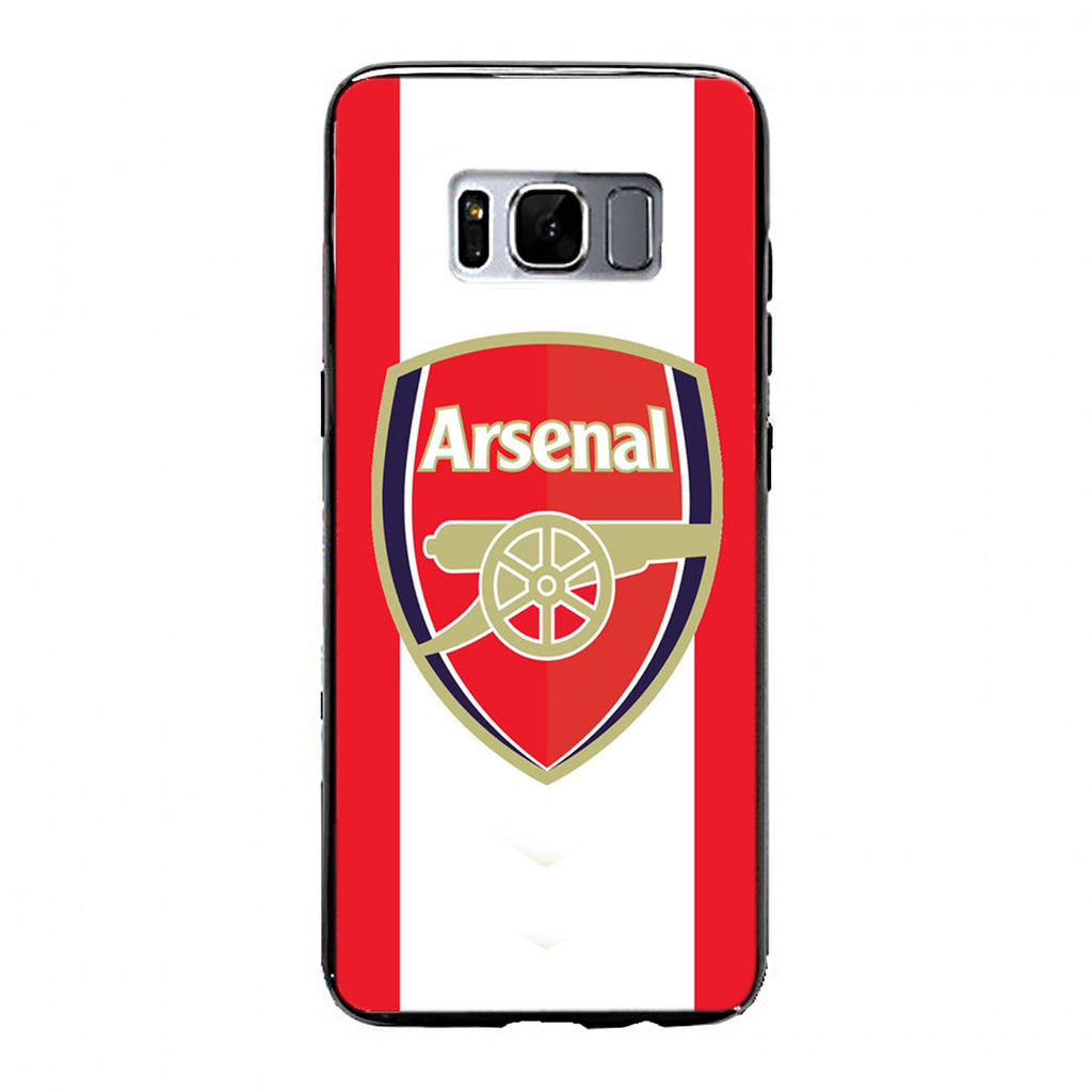Arsenal Football Club Samsung Galaxy S8 Plus Case | yukitacase.com