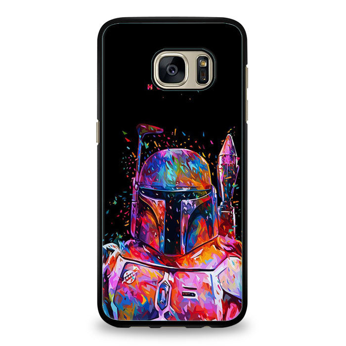 Star Wars Hunter Samsung Galaxy S6 Edge | yukitacase.com