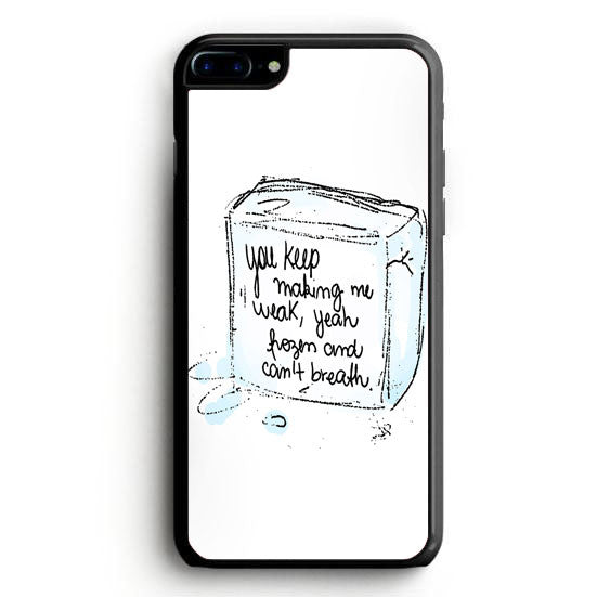 One Direction One Thing Lyrics iPhone 7 Plus | yukitacase.com