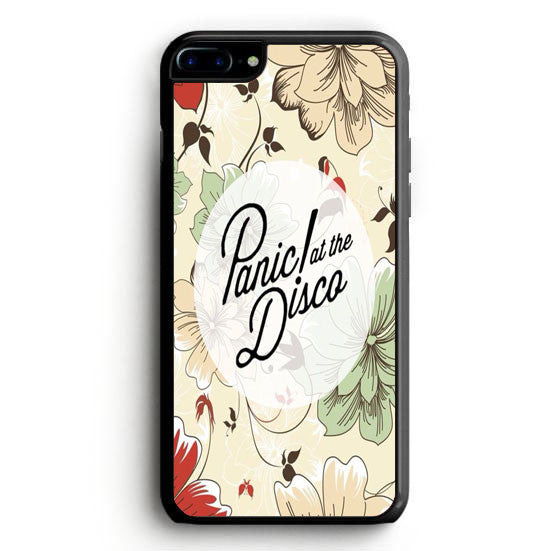 Panic at the Disco Flower iPhone 6 Plus | yukitacase.com