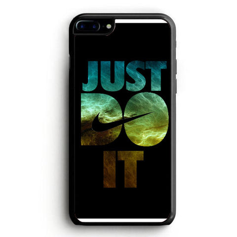 Nike Just Do It Galaxy Nebula 2 iPhone 6 Case | yukitacase.com