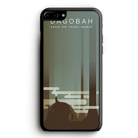 Star Wars Planet Dagobah iPhone 7 | yukitacase.com