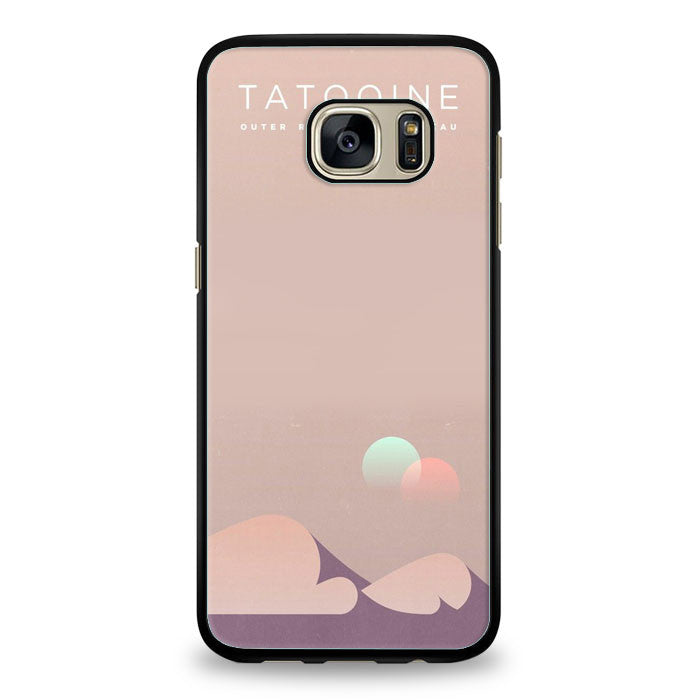 Star Wars Planet Tatooine Samsung Galaxy S7 | yukitacase.com