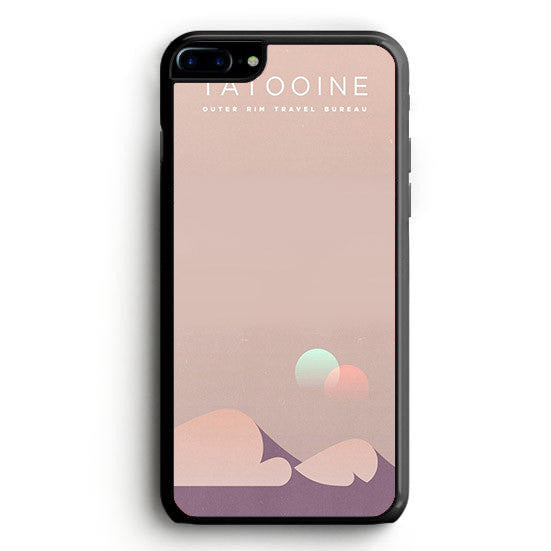 Star Wars Planet Tatooine iPhone 7 Plus | yukitacase.com