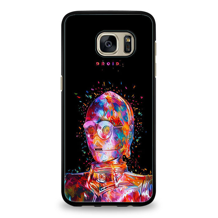Star Wars Proid Samsung Galaxy S6 Edge | yukitacase.com