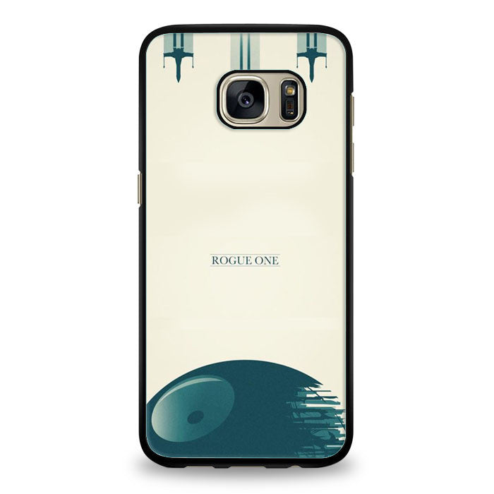 Star Wars Rogue One Samsung Galaxy S7 Edge | yukitacase.com