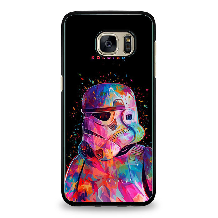 Star Wars Soldier Samsung Galaxy S7 Edge | yukitacase.com