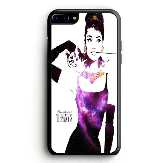 audrey hepburn breakfast at tiffany iPhone 7 Plus Case | yukitacase.com