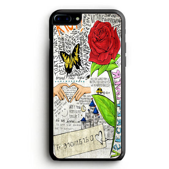 Paramore Miracle Outro Lyrics iPhone 7 | yukitacase.com