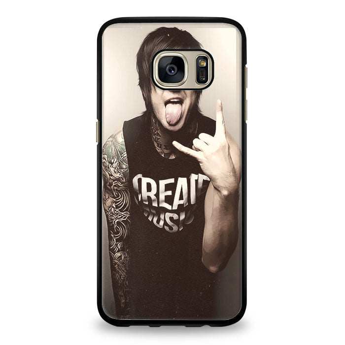 austin carlile of mice and men Samsung Galaxy S6 Case | yukitacase.com