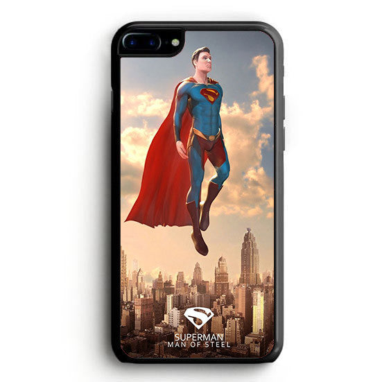 Superman Man of Steel iPhone 7 Plus | yukitacase.com