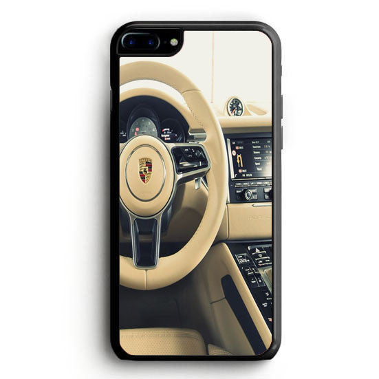Porsche Cayman GT4 Yellow iPhone 6 Plus | yukitacase.com