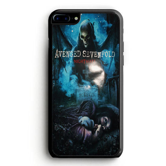 Avenged Sevenfold Nightmare most wanted iPhone 7 Case | yukitacase.com