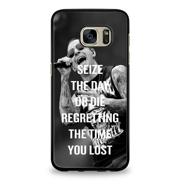 avengeld sevenfold lyrics Samsung Galaxy S7 Edge Case | yukitacase.com