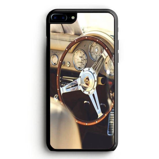 Porsche Logo iPhone 7 Plus | yukitacase.com