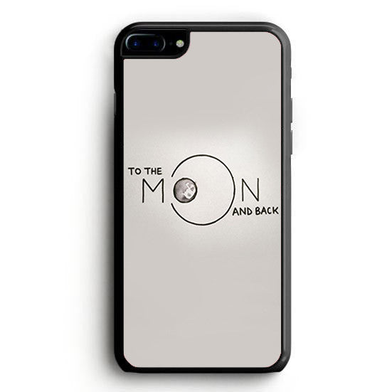 To The Moon and Back iPhone 6/6S | yukitacase.com