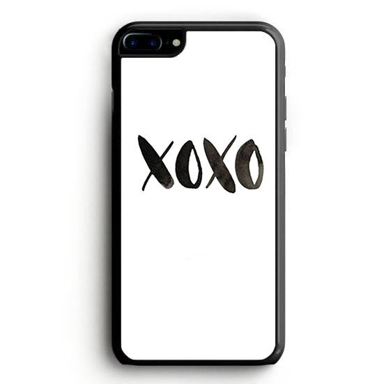 XOXO Gossip Girl iPhone 7 | yukitacase.com