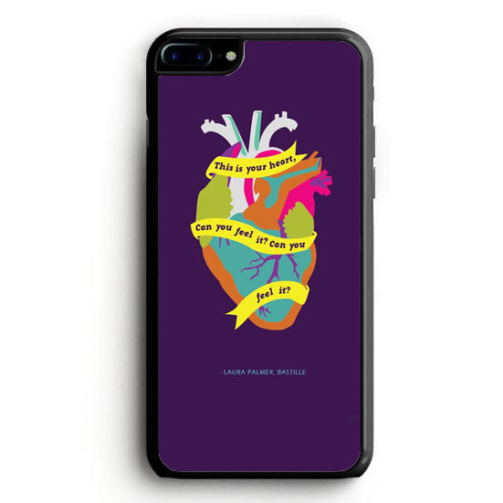 Bastille Lyric Icarus iPhone 7 Plus Case | yukitacase.com